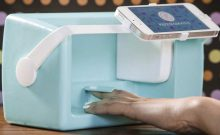 Nail Art Printer: A Girl's Gateway To The Tech World