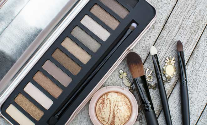 Soil Inspired Makeup