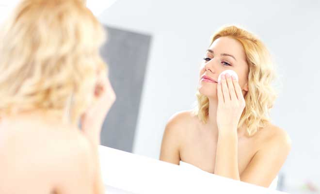 Special care for sensitive skin