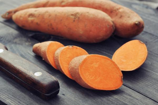 Thankgiving Sweet potatoes Food for Beautiful Skin