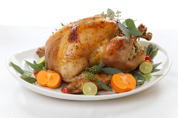 Thankgiving Turkey Food for Beautiful Skin