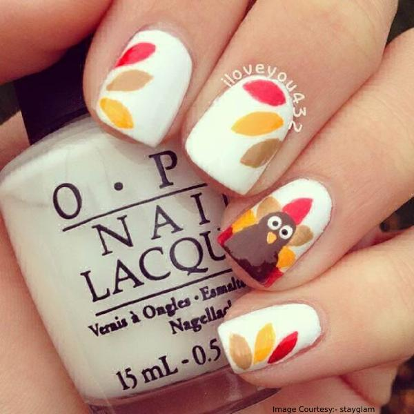 Turkey Accent Nails