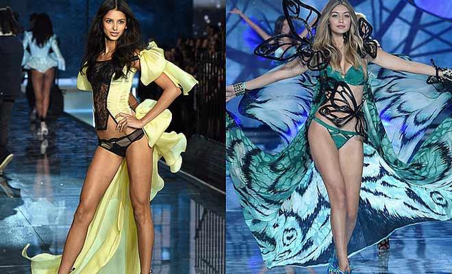 Victorias Secret Angels 2015