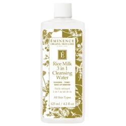 Éminence Rice Milk 3 in 1 Cleansing Water