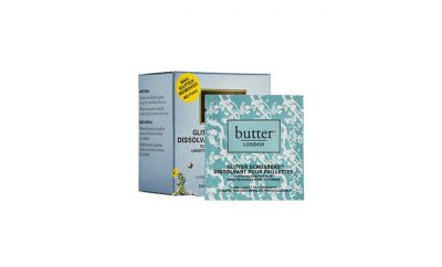 Butter London Glitter Scrubbers Review: Textured Remover Wipes