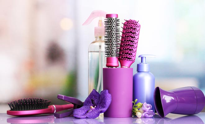 Choose the right hair brush