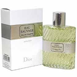 Christian Dior's Sauvage Eau de Toilette