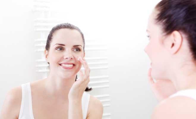 Cleanse Tone andMoisturize Skin