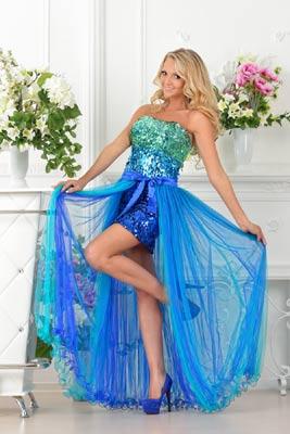 Glitter Goddess Look