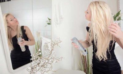 Hair Styling Tips: 8 Simple Way to Use Hair Spray