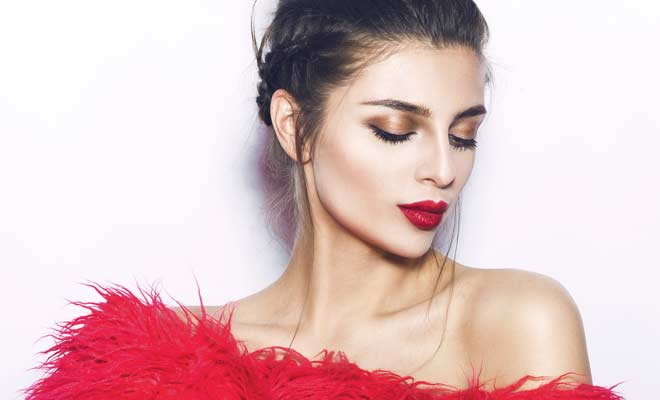 Diy Recipes For Beautiful Red Lipstick