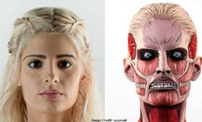 How Calgary Woman Transforms Into Skinless Monster?
