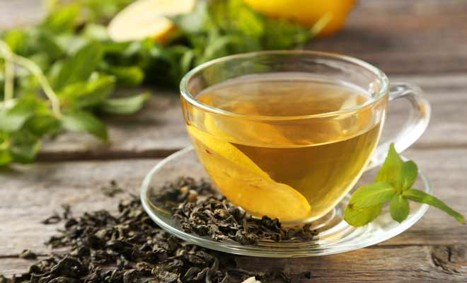 Green Tea Face Pack Can Make Your Skin