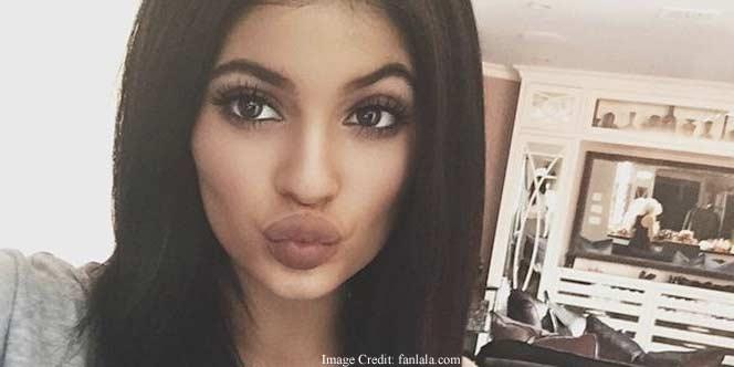 Kylie Fuller Lips