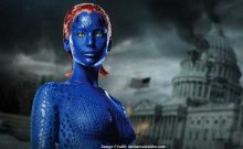 Jennifer Lawrence and X-Men: Confirms Mystique Will Be Signature Shade