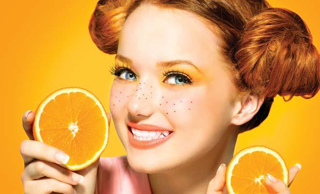Tangerine Acne Scars