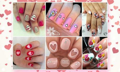 10 Valentine's Day Nail Art Ideas You'll Absolutely Adore