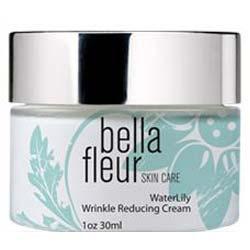 BellaFleur Water Lily Wrinkle Reducing Cream