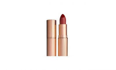 Charlotte Tilbury KISSING Lipstick in Kiss Chase Review
