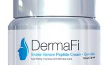 DermaFi Snake Venom Peptide Cream: Ingredients, Side Effects, Detailed Review & more