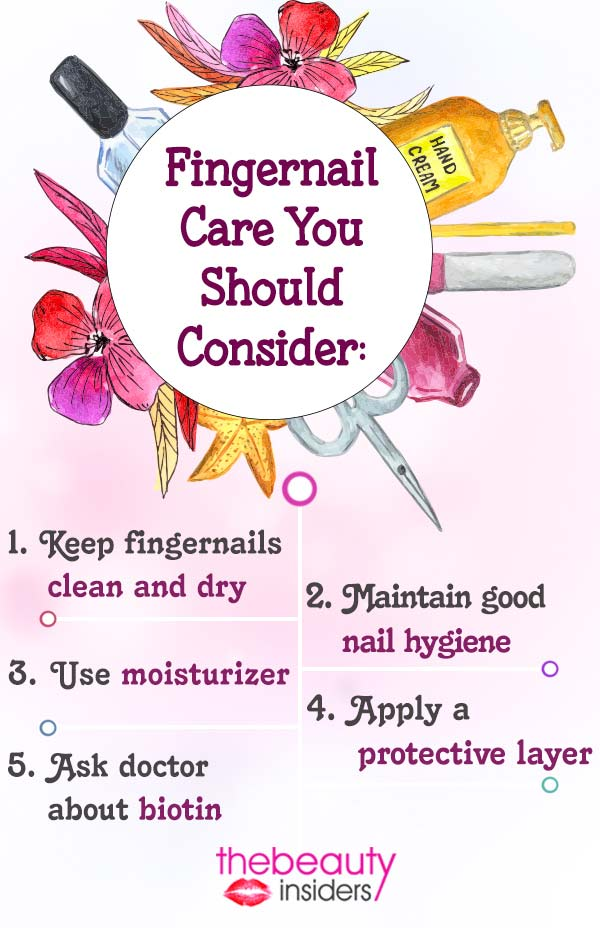 Fingernail Care Info