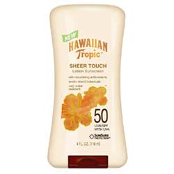 Hawaiian Tropic Sheer Touch Sunscreen