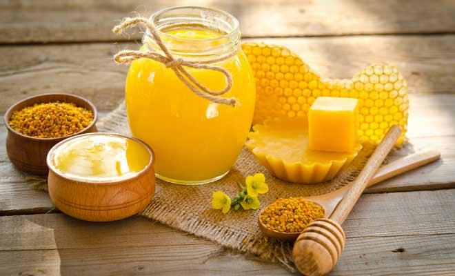 Honey For Make Remover