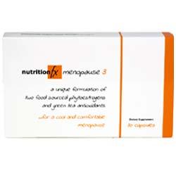 Nutrition FX Menopause