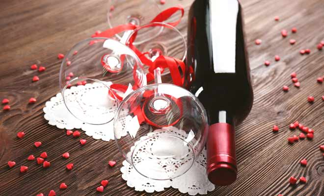 Personalized Wine Bottle for Him