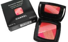 Chanel Sunkiss Ribbon Powder Blush Harmony Review