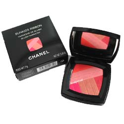 Chanel Sunkiss Ribbon Powder Blush Harmony