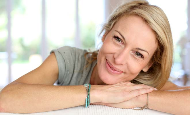 For Menopause Symptom Relief