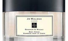 Jo Malone Geranium and Walnut Body Scrub Reviews