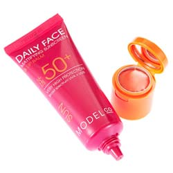 ModelCo Daily Face Mattifying Sunscreen SPF50+