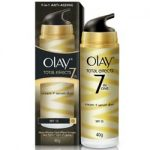 Olay Total Effects 7-in-1 Cream + Serum Duo SPF 15 Reviews