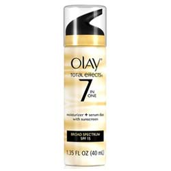 Olay Total Effects 7-in-1 Cream + Serum Duo SPF 15