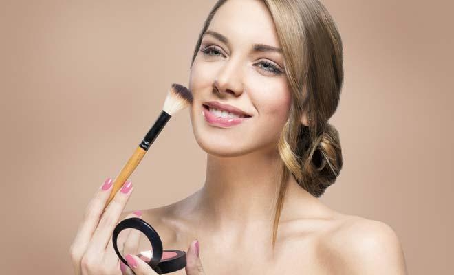 Broken powder makeup Hack