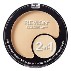 Revlon ColorStay 2-in-1 Compact Makeup and Concealer