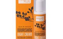 RosehipPLUS Organic Nourishing Night Cream Review : Ingredients, Side Effects, Detailed Review And More