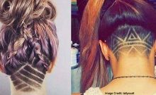 Secret Undercut Tattoos: The Newest Hair Trend to Try Out!