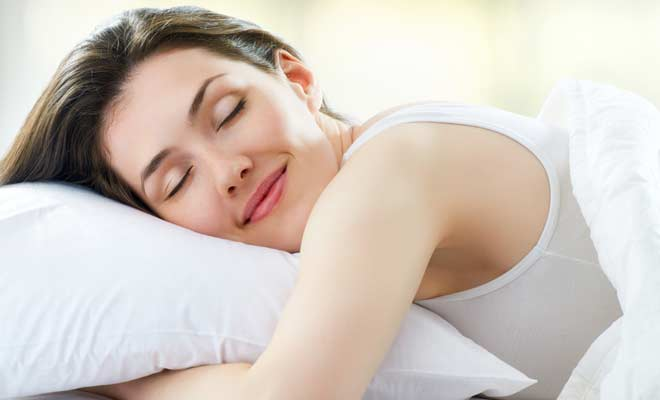 Sleeping Benefits For Skin