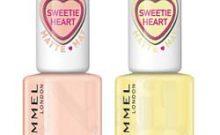Rimmel London Sweetie Heart Matte Pastel Nail Colors Review