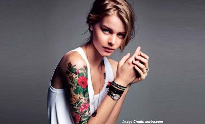 Erasable Permanent Tattoos