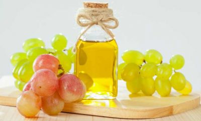 Hair Care: Grapeseed Oil for Healthy Hair