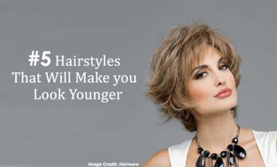 Hairstyles That Will Make you Look Younger