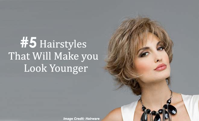 5 Hairstyles That Will Make you Look Younger