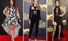 MTV Movie Awards 2016: Celebs at Red Carpet