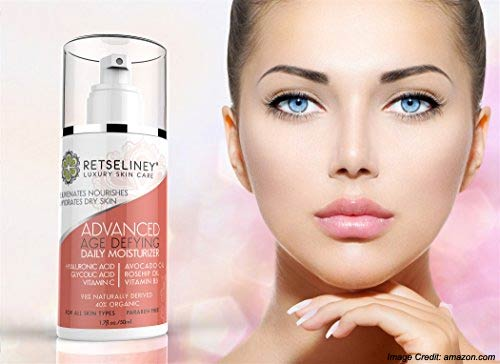 Advanced Age-Defying Moisturizer for Face