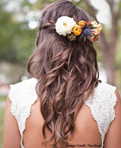 Garden Hairstyle