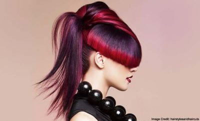 Hair Stenciling – Catch Up With Color Trend